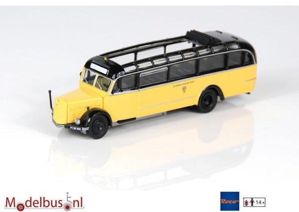 Roco  Starline 671504 Saurer BT4500 Cabriobus