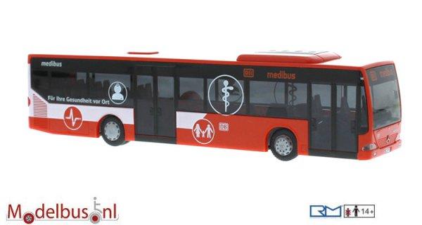 Rietze 66999 Mercedes-Benz Citaro E4 DB - mobile Praxis