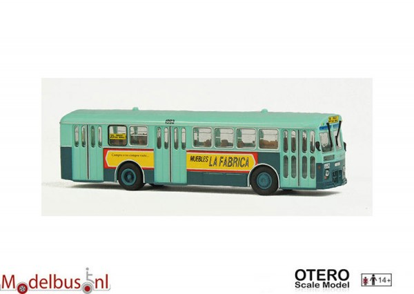 Otero Scale Models 87004K Pegaso 6035 TB Barcelona