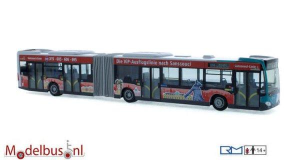 Rietze 69565 Mercedes-Benz Citaro ´12 G ViP Potsdam - Sanssouci