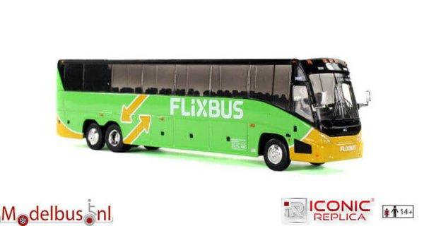 Iconic Replicas IR0127 MCI J4500: Flixbus Las Vegas