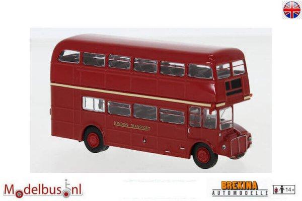 Brekina 61109 AEC Routemaster London Transport neutral