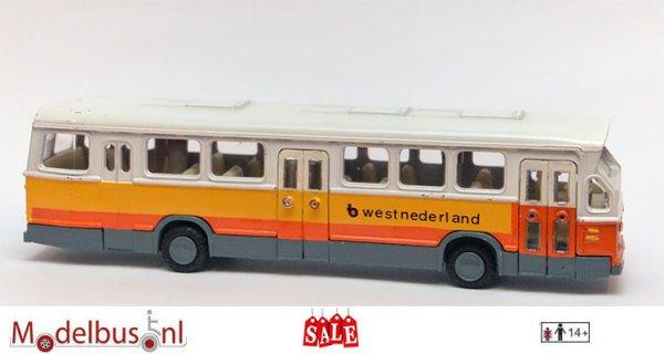 Lion Toys DAF Hainje stadsbus Westnederland