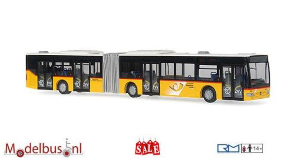 Rietze 666333 MB Citaro PostAuto Schweiz AG ZVV