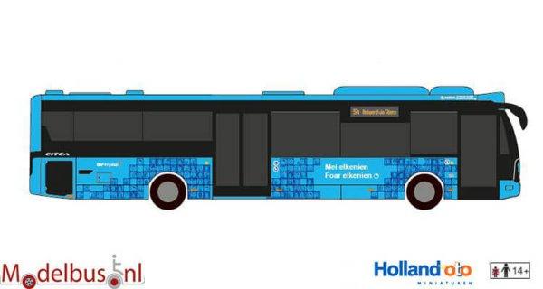 HollandOto 8-1179 VDL Citea LLE Arriva Friesland
