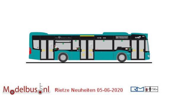 Rietze 69497 Mercedes-Benz Citaro ´12 traffiq Frankfurt