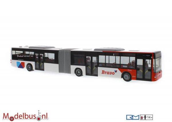 72751 Rietze Automodelle MAN Lio's City CNG geleed Connexxion Zeeland MOdelbus.nl