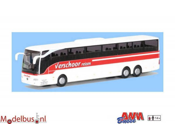 AWM Automodelle 73414 Mercedes Benz Tourismo Verschoor Reizen