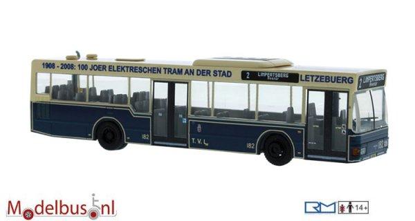 Rietze 75003 MAN NL 202-2 TVL (LU) H0 1:87 Modelbus.nl
