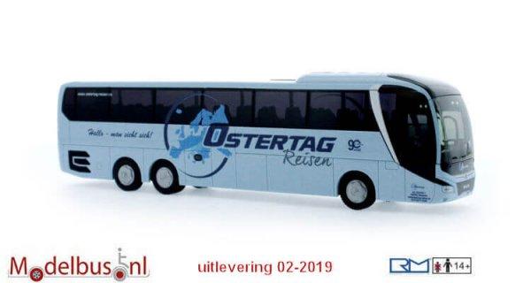 Rietze 74818 MAN Lion´s Coach L´17 Ostertag Reisen Natheim