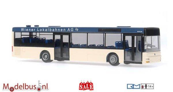 Rietze 65415 MAN NL 223/263 Wiener Lokalbahnen AG