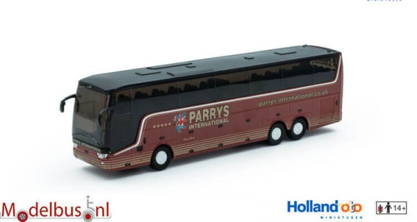 HollandOto 8-1195 Van Hool Astromega TX Parrys International West Midlands