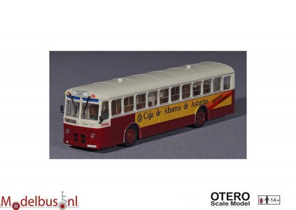 Otero Scale Models 87004J Pegaso 6035 Gijon Emtusa