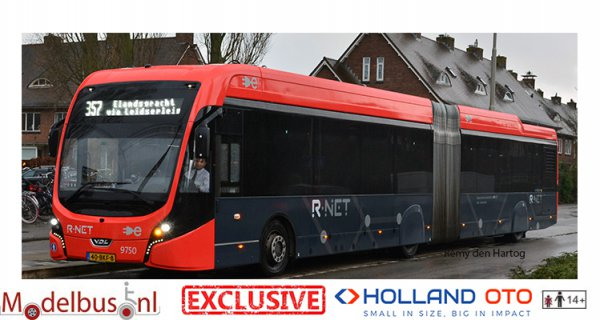 HollandOto 8-9750 R-NET VDL Citea SLFA
