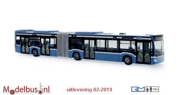 Rietze 73637 Mercedes-Benz Citaro G´15 MVG München