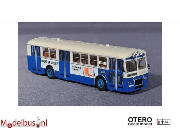 """Otero Scale Models 87004D Pegaso 6035 EMT """"Búho"""""""