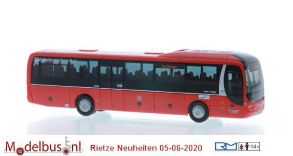 Rietze 65852 MAN Lion´s Regio Süd- Niedersachsenbus