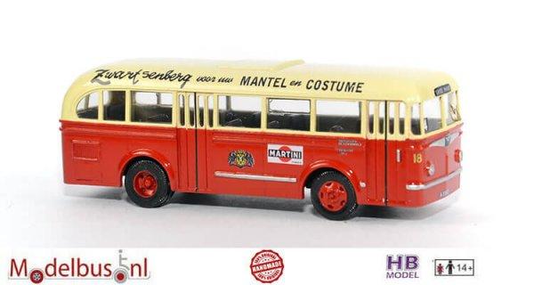 HB Model GVG 18 Ford B 59 Transit Verheul NS serie 2600