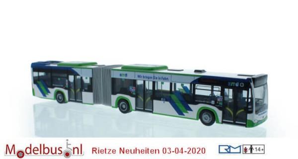 Rietze 73631 Mercedes-Benz Citaro G´15 Hybrid Hagener Straßenbahn