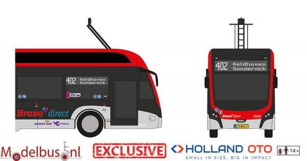 HollandOto 8-1211 Bravo Direct VDL Citea SLFA