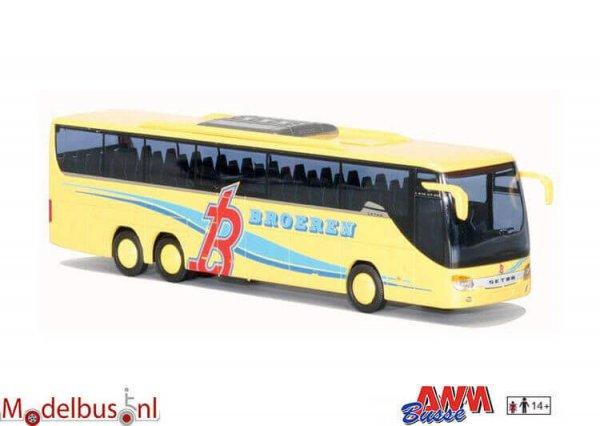 AWM Automodelle 73336 Setra S 416 GT-HD Touringcar Bedrijf Broeren