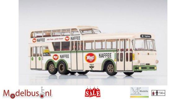 VK-Modelle 21051 Bussing Senator Kölner Verkehrsbetriebe AG