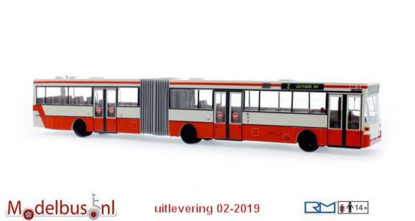 Rietze 69840 MB O 405 G Wolfsburger Verkehrs GmbH