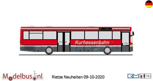 """Rietze 77315 Mercedes-Benz O 407 """"Kurhessenbahn"""""""