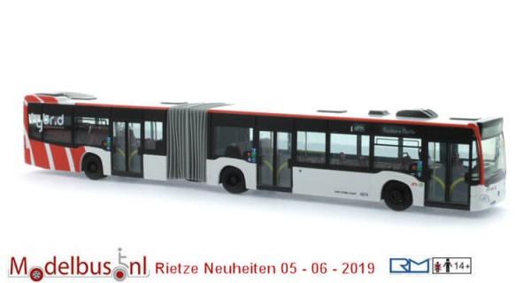 Rietze 73645 Mercedes Benz Citaro G´15 Hybrid SWK Krefeld