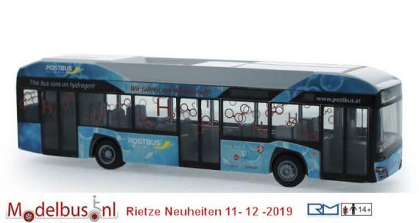 Rietze 77002 Solaris Urbino 12´19 Hydrogen Postbus Holding Graz