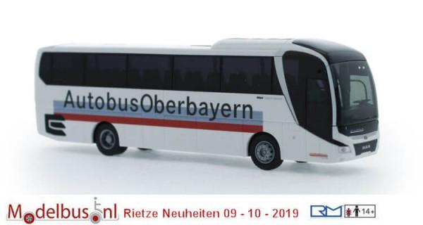 "Rietze 74825 MAN Lion's Coach '17 ""Autobus Oberbayern, München"""