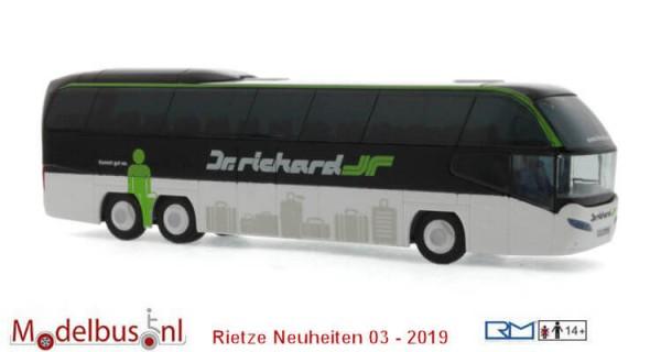 Rietze 63997 Neoplan Cityliner C 07 Dr. Richard