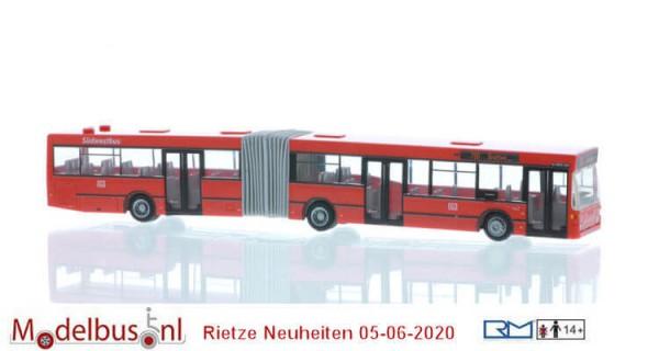 Rietze 75231 Mercedes Benz O 405 GN2 Südwestbus