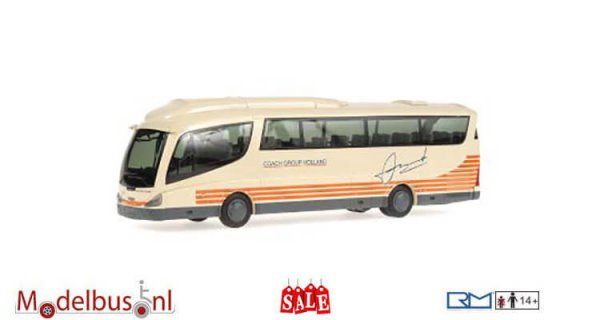 Rietze 654410 Scania Irizar Coach Group Holland, Amsterdam