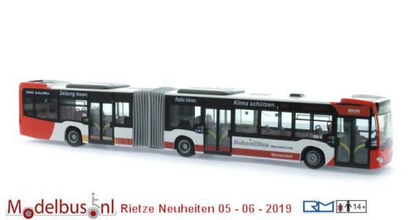 """Rietze 69574 Mercedes-Benz Citaro G´12 """"Regionalverkehr Münsterland"""""""