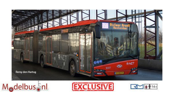 Rietze 73219 R-NET Connexxion Solaris U18