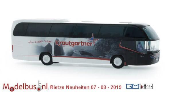 Rietze 67137 Neoplan Cityliner '07 Krautgartner Reisen