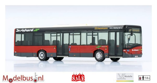 VK-Modelle 19061 Solaris U12 Dr. Richard Linien GmbH & Co KG