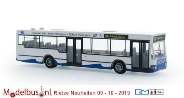Rietze 75017 MAN N NL 202-2 Ostseebus