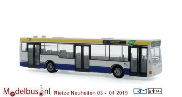 Rietze 75011 MAN NL 202-2 Regionalverkehr Erzgebirge