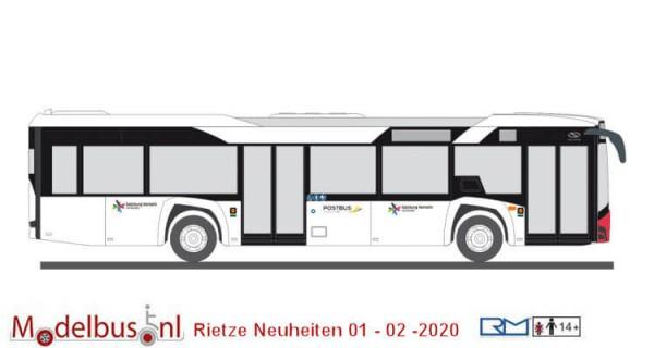 Rietze 73035 Solaris Urbino 12´14 Salzburg Verkehr