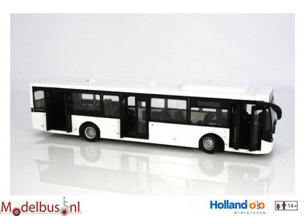 HollandOto 8-1052 VDL Citea LLE 120 wit schaal 1:50