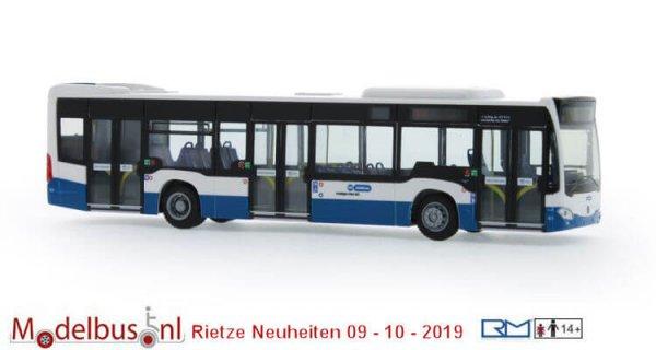 Rietze 69492 Mercedes-Benz Citaro '12 Postbus-Wiener Linien