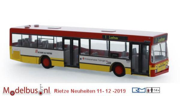 "Mercedes-Benz O 405 N2 ""Omnibus Kocher - Sparkasse Tübingen"""