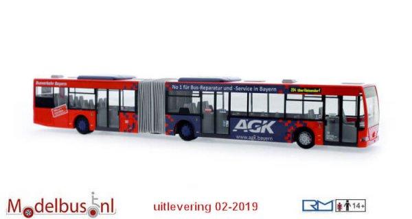 Rietze 67056 Mercedes-Benz Citaro G Busverkehr Bayern