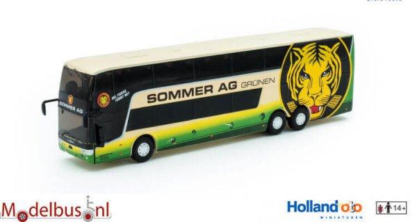 HollandOto 8-1197 Van Hool Astromega TX Sommer AG Grünen SCL Tigers