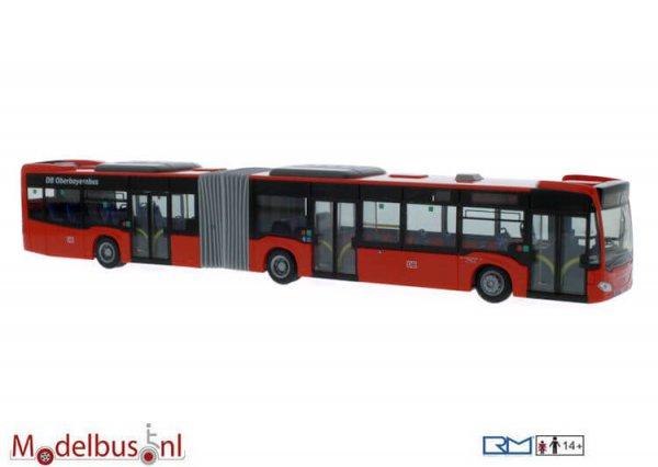 Rietze 69560 MB Citaro II Gelenkbus E6 DB Regio Oberbayernbus