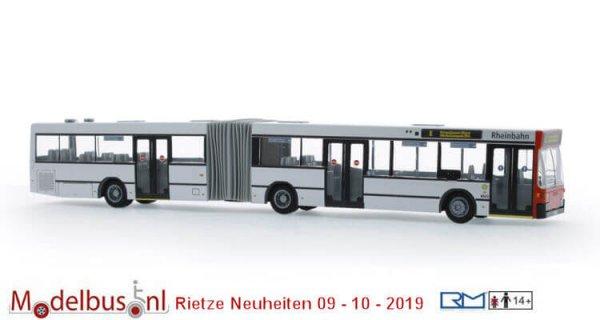 Rietze 76419 Merzedes-Benz O 405 GN2 Rheinbahn Düsseldorf