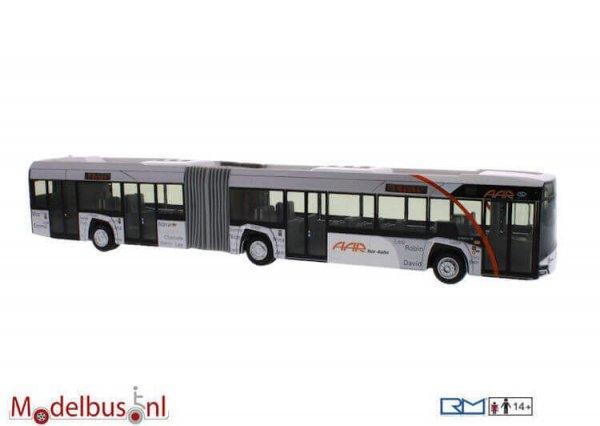 Rietze 73117 Solaris Urbino 18 '14 AAR Bus + Bahn Aarau (CH)