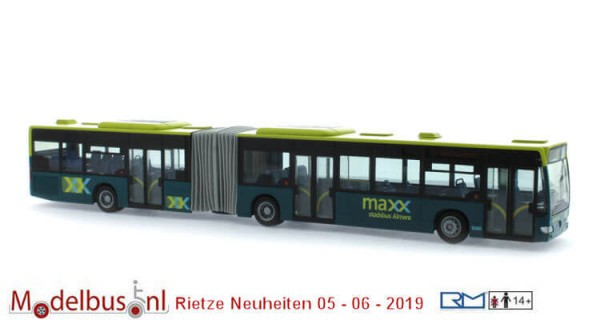 Rietze 67057 Mercedes-Benz O503G Connexxion MAXX